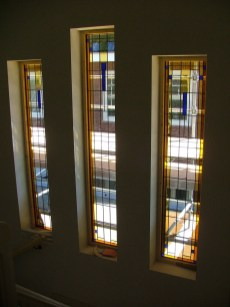 Trappenhuis nieuwe ramen
