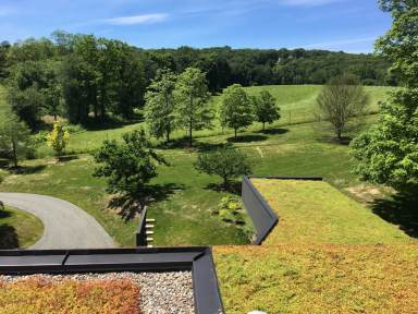 Roxbury CT - Green Roof Rooftop Garden Services- Highview Creations