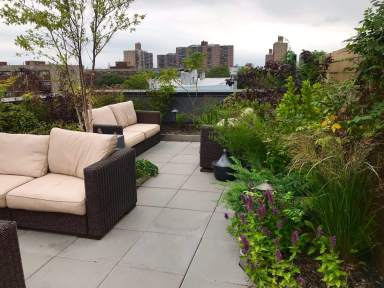 Highview Creations green roof