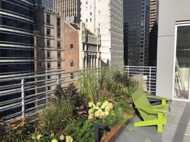45 W 45th_Highview Creations_roof garden