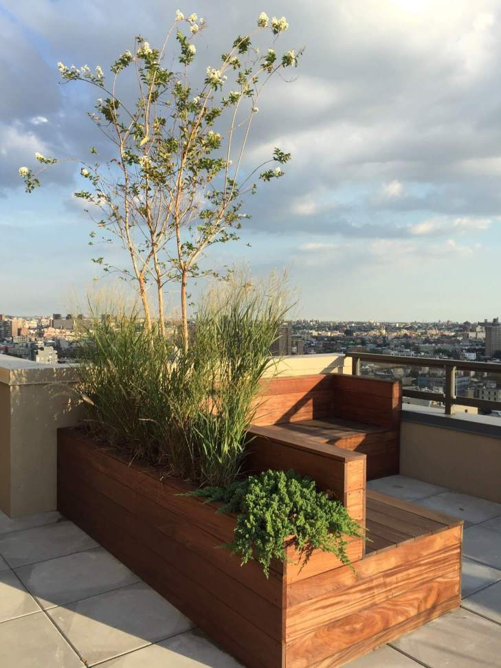 Highview Creations - 321 Wythe - Green Roof NYC