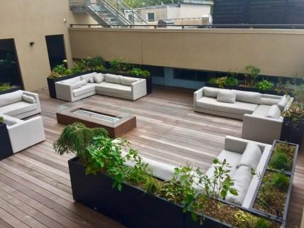Highview Creations_321 Wythe Roof Garden