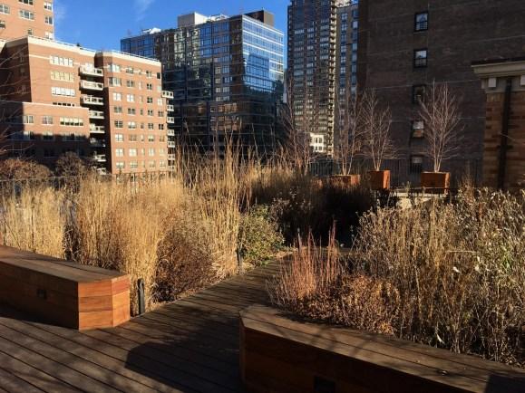 Pent house meadow Manhattan