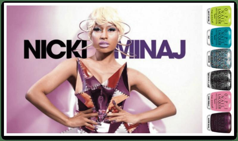 OPI neglelak – Nicki Minaj