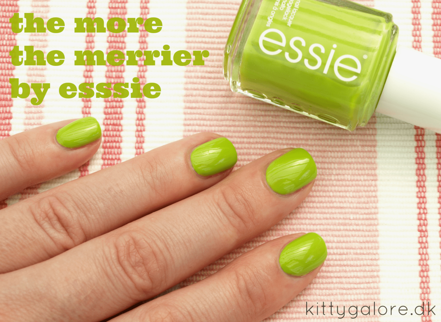 the more the merrier // essie