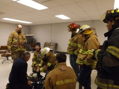 fire co training 111