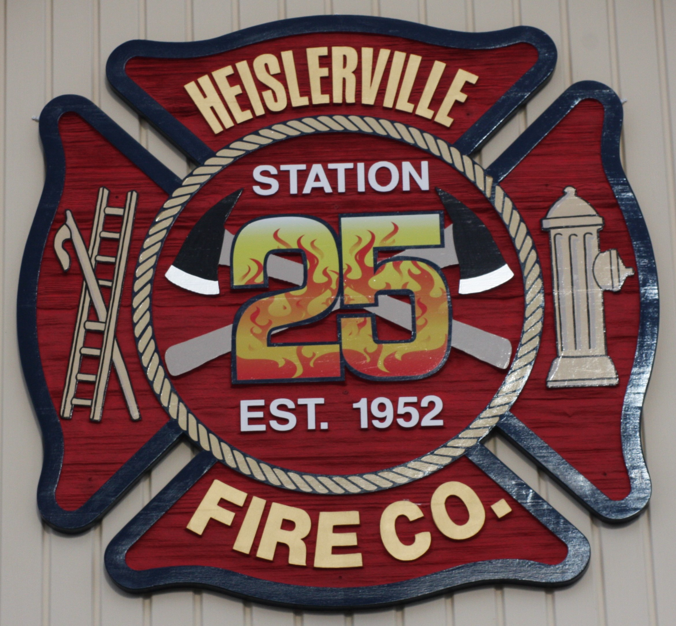 Heislerville Vol Fire Co