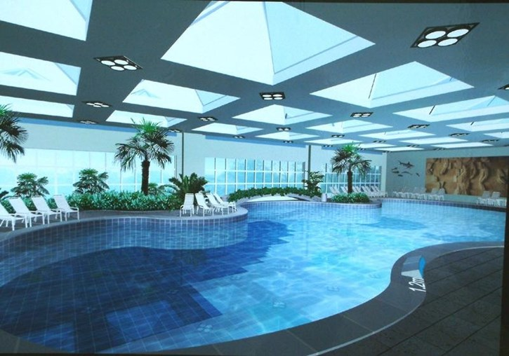 Modern Pool Design And Decorating Ideas