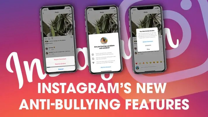 Instagram's New Anti-Bullying Features