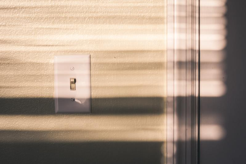 light switch lights out dark mode instagram