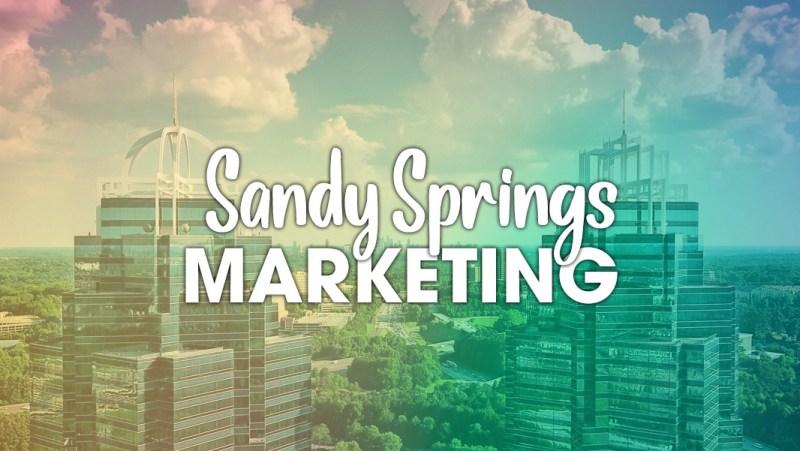 sandy springs marketing