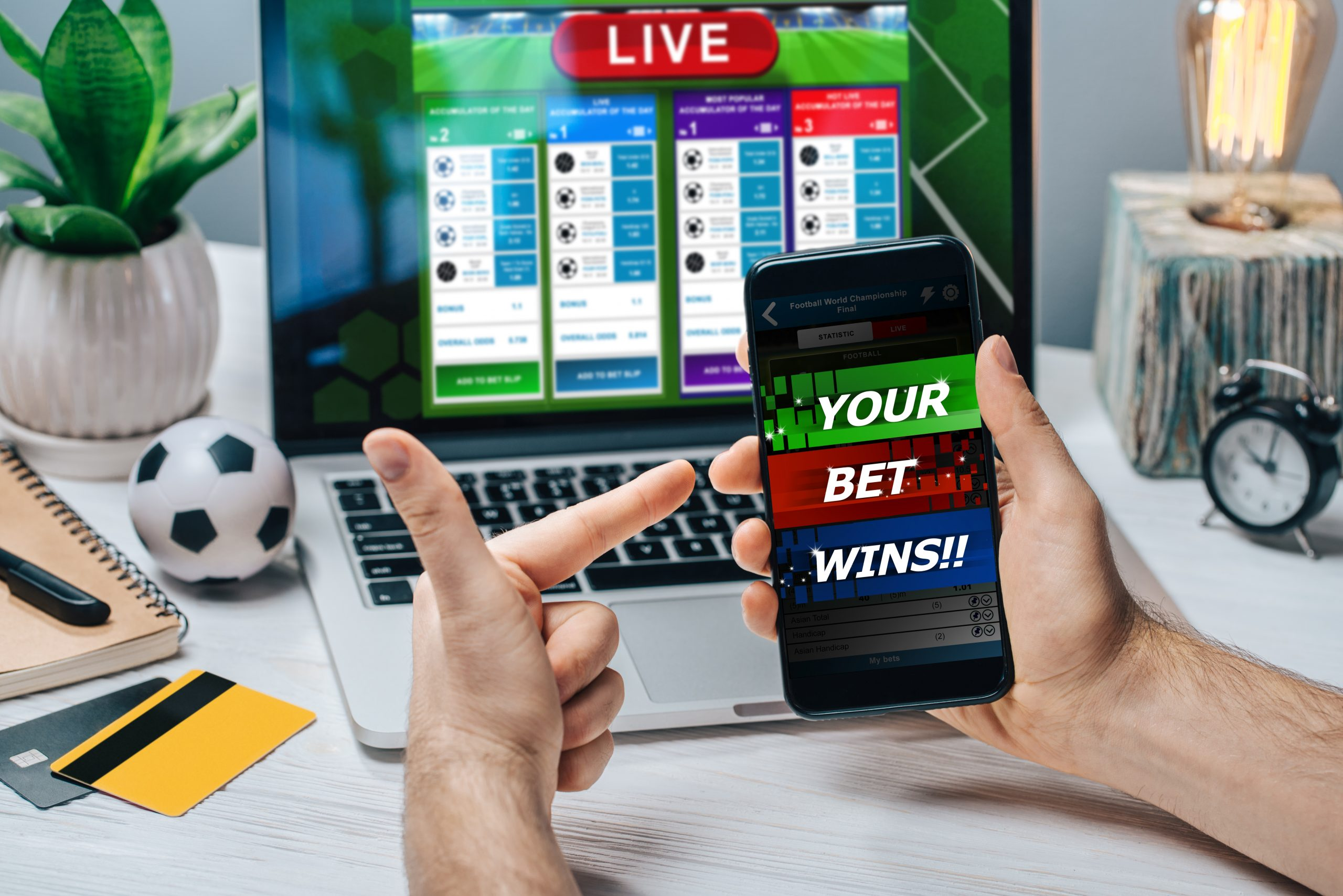 Online Sports Betting — Using Cutting-Edge Technology to Fuel ROI - HVMA  Social Media