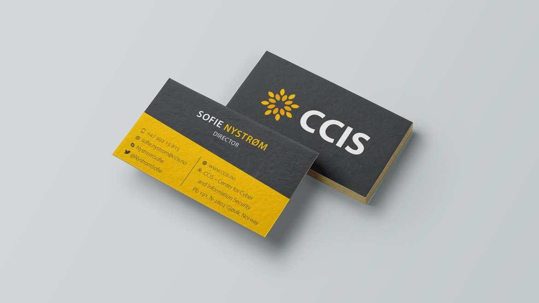 CCIS Visittkort