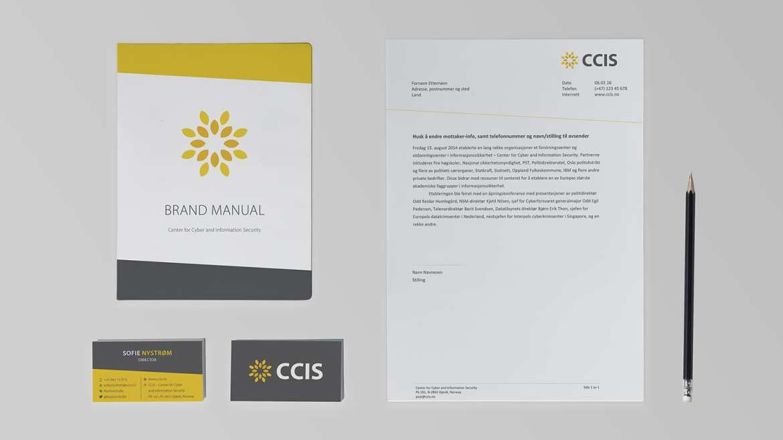 CCIS Stationery