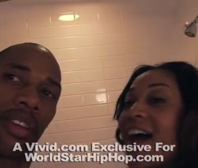 Uploaded April   More Mimi Nikko From Love Hip Hop Atlanta Shower Rod Action Warning