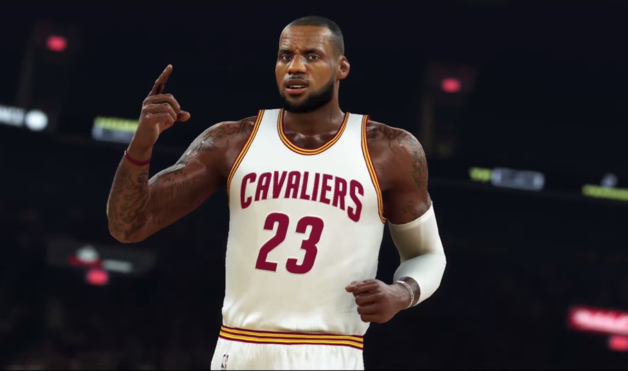 Image result for NBA 2k17