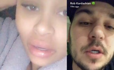 Rob Kardashian Shares Heartbreaking Video Of Empty House After Blac Chyna Leaves Him! (Chyna's IG Hacked Revealing DM's With Young Thug & More)