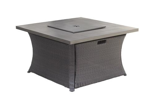 allenwood square propane gas fire pit