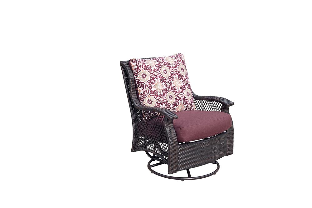 allenwood deep seating swivel glider