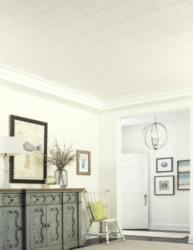groove ceiling tile at menards