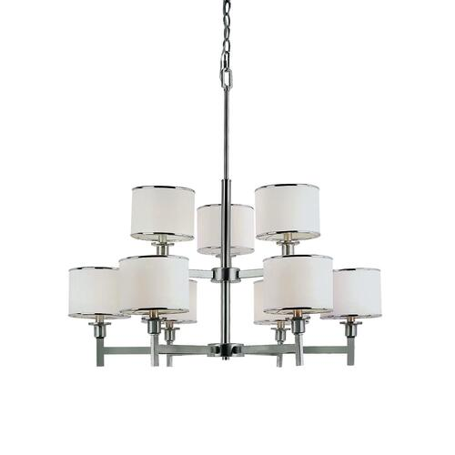 bel air lighting heather 33 9 light 2