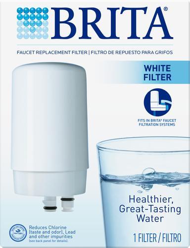 brita white faucet mount replacement