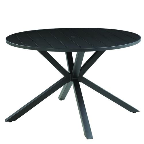 lakeview round dining patio table at