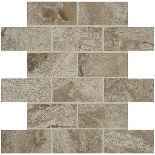 brick joint 12 x 12 ceramic mosaic tile