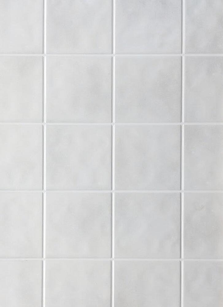 toned gray tileboard wall panel