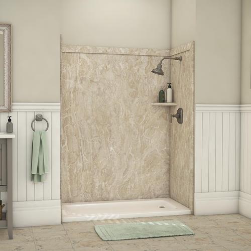 x 80 h shower wall surround