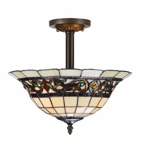 light semi flush mount ceiling light