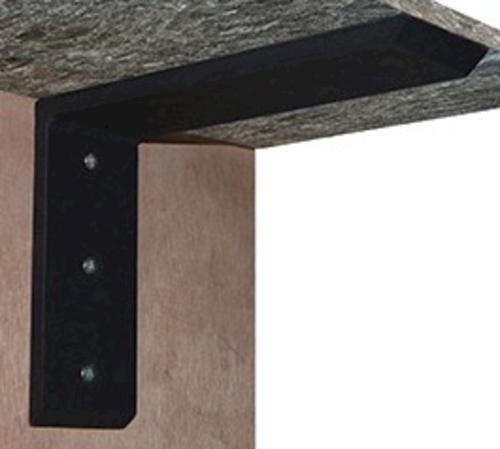 Heavy duty countertop brackets bstcountertops for Granite countertops support requirements