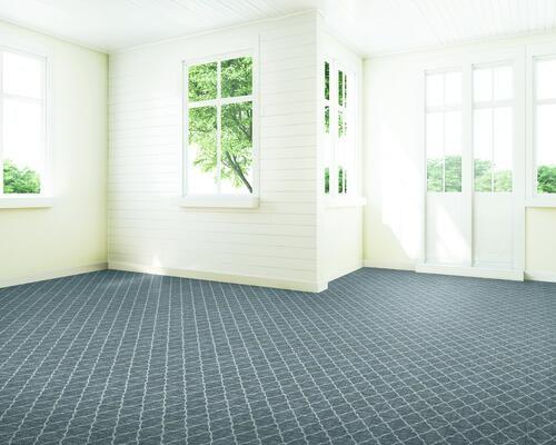 Foss® Prestige Indoor Outdoor Carpet 12 Ft Wide At Menards® | Outdoor Carpet For Steps | Front Entrance | Marine | Navy Pattern | Rubber | Diy