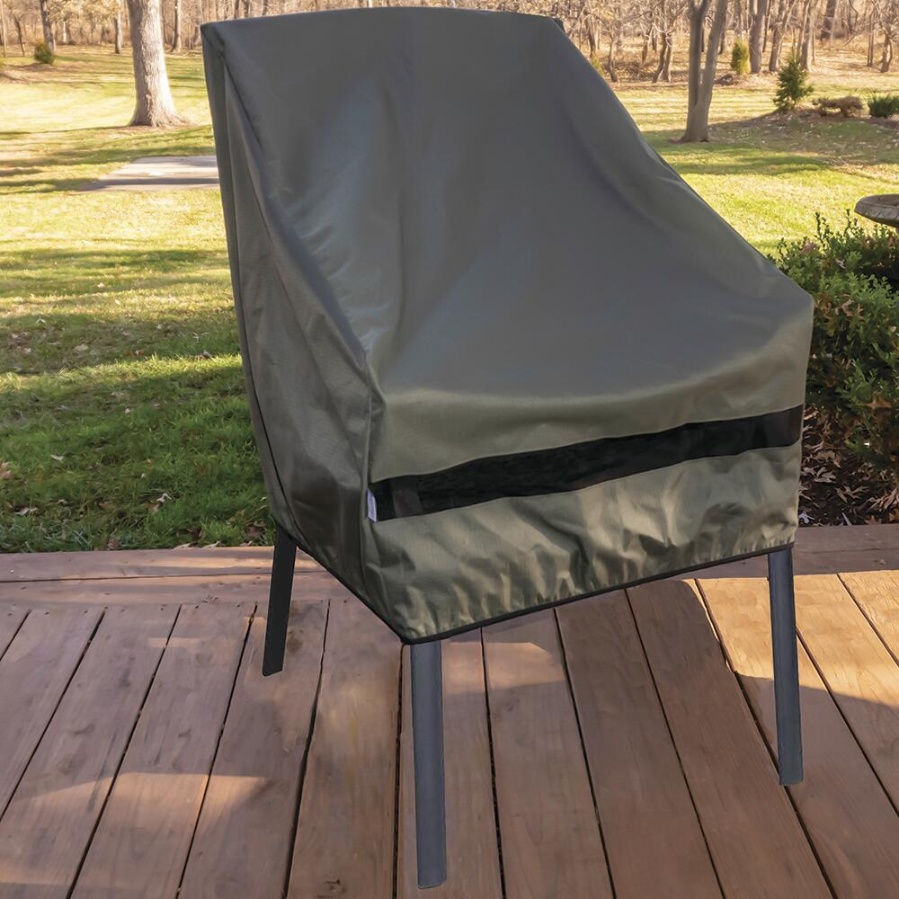 premium standard patio chair cover at