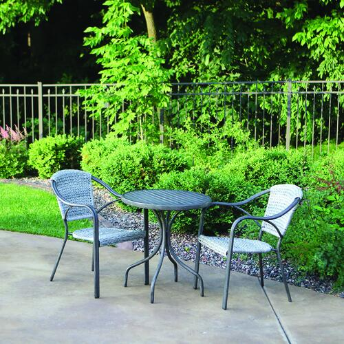 clarkson 3 piece patio bistro set at