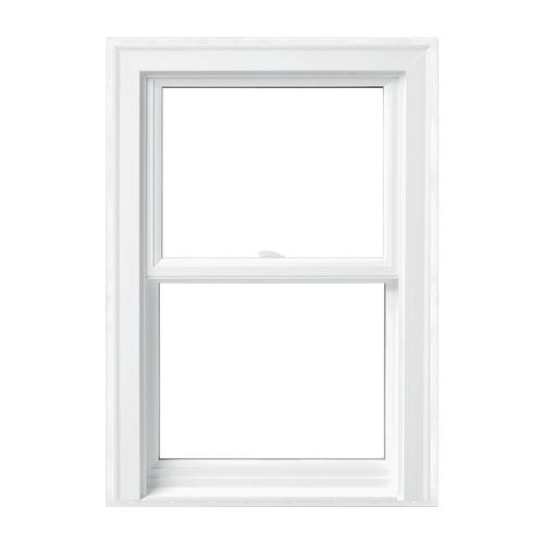 Jeld Wen Better Series Vinyl Double Hung Window With Nailing Flange At Menards