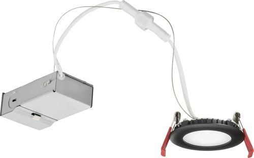 lithonia lighting 3 led recessed matte