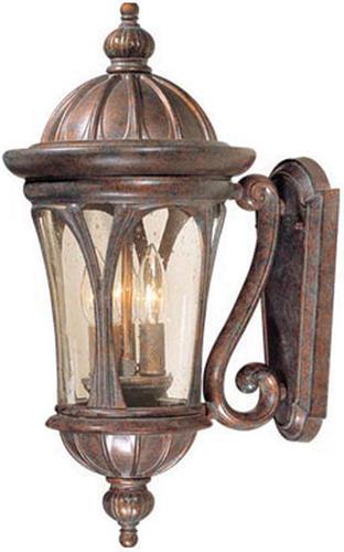 cambria royal bronze outdoor wall light