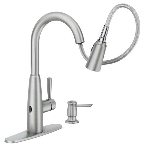 moen sperry with motionsense wave
