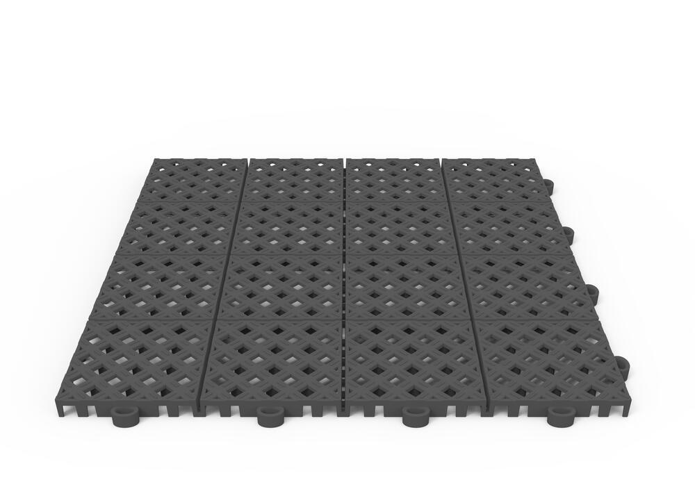 12 pvc dry floor utility tile