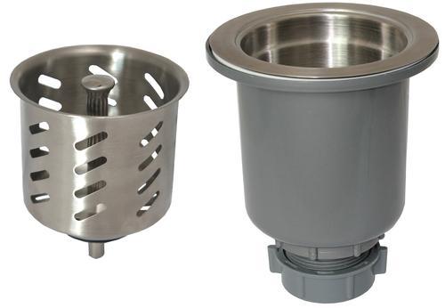 keeney stainless steel deep cup kitchen