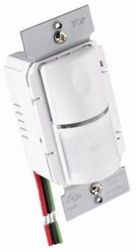 Legrand 1 Pole White Motion Sensor Light Switch At Menards