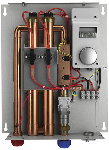richmond® essential® tankless electric water heater at menards®