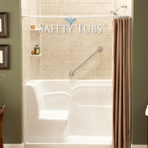 safety tubs 60 w x 30 d seated shower