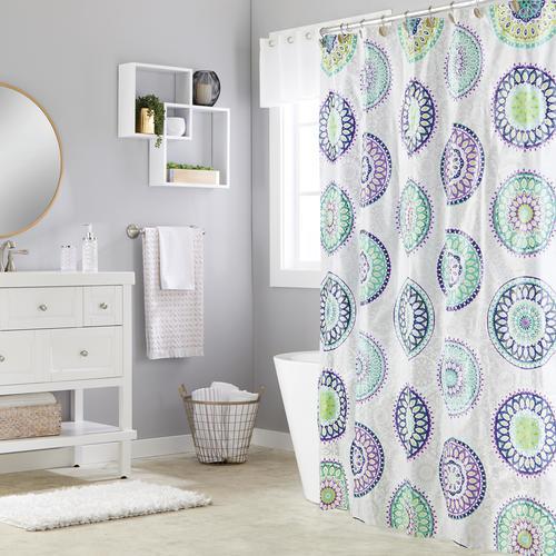 72 h vinyl shower curtain