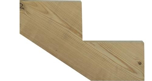 Ac2® Ground Contact Green Pressure Treated Stringer At Menards® | Pressure Treated Stair Treads | Wide | 3 Ft | Picture Frame | Glue Block | Deck