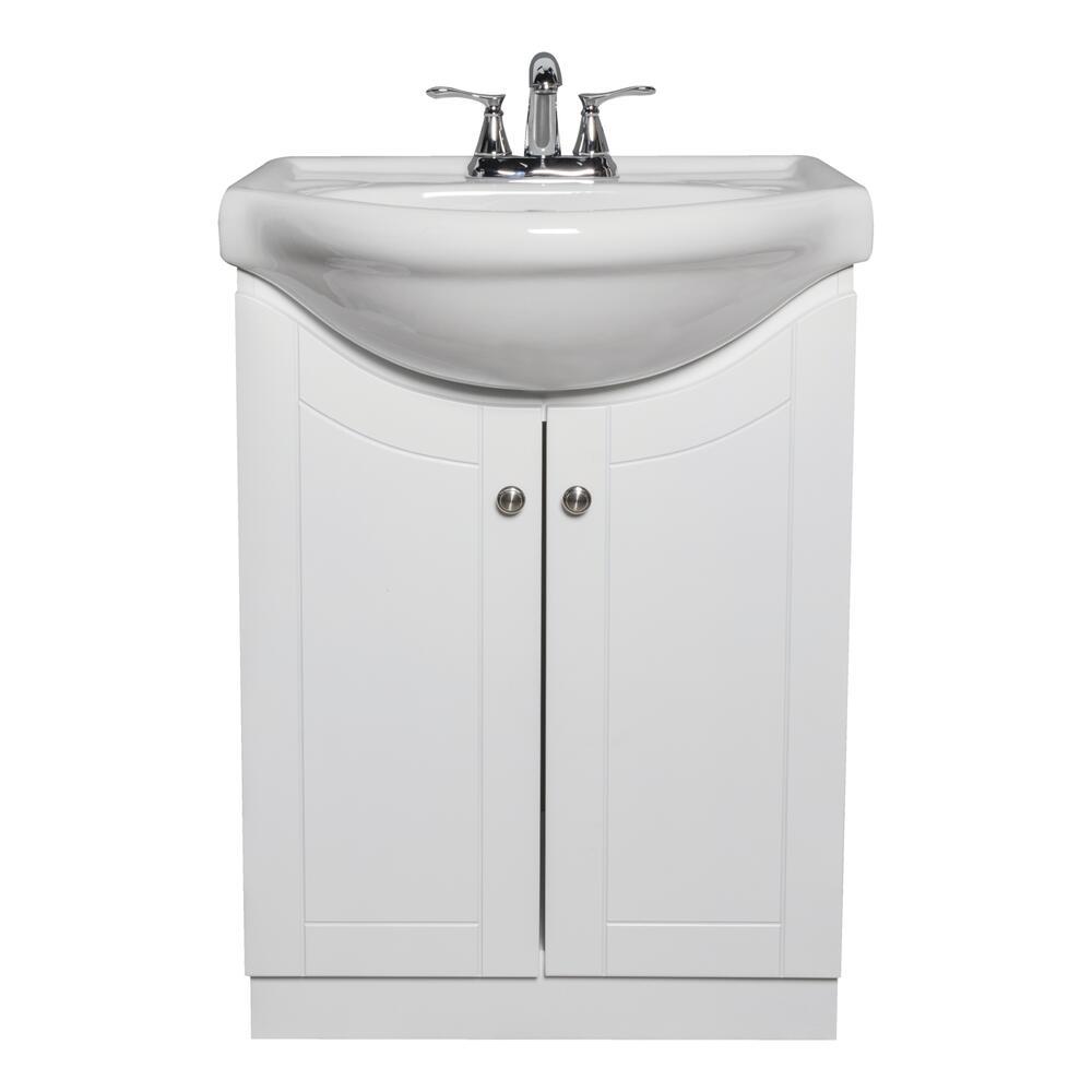 vanity and white porcelain vanity top