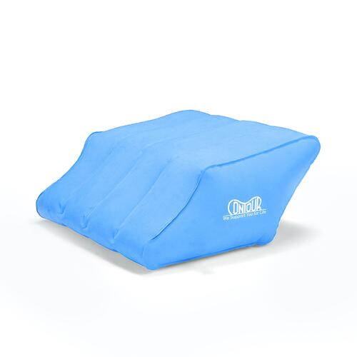 contour 2 in 1 leg relief wedge pillow