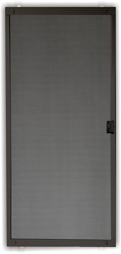 36 w x 80 h bronze standard sliding