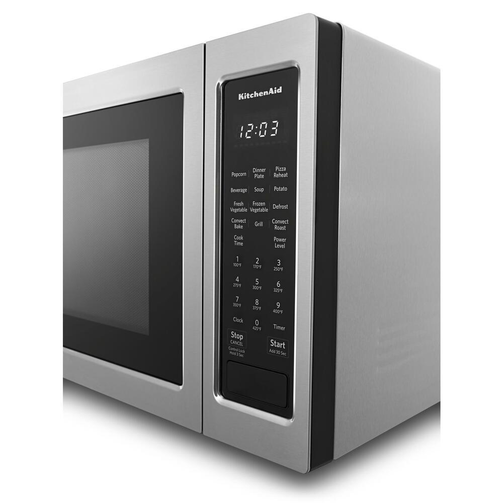 1 5 cu ft countertop microwave at